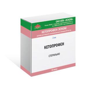 Кетопрофен-Эском