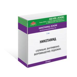 Никетамид-ЭСКОМ