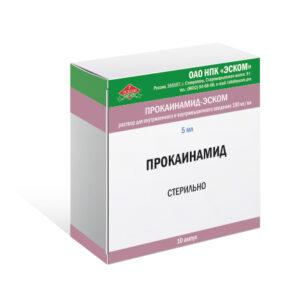 Прокаинамид-ЭСКОМ